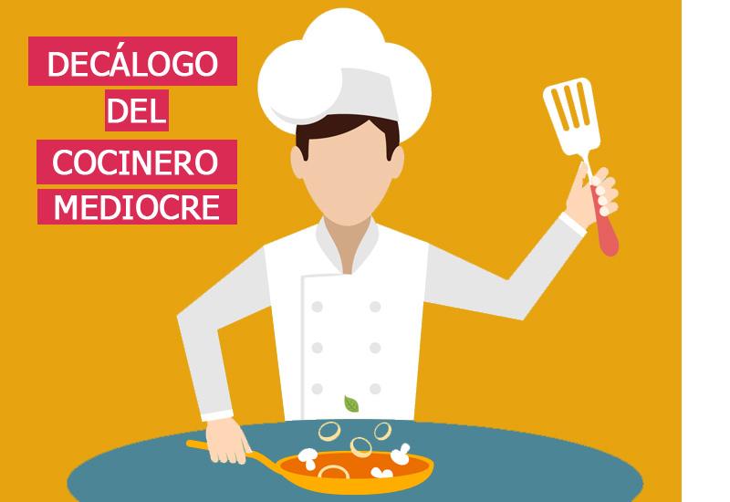 Cocinero Mediocre