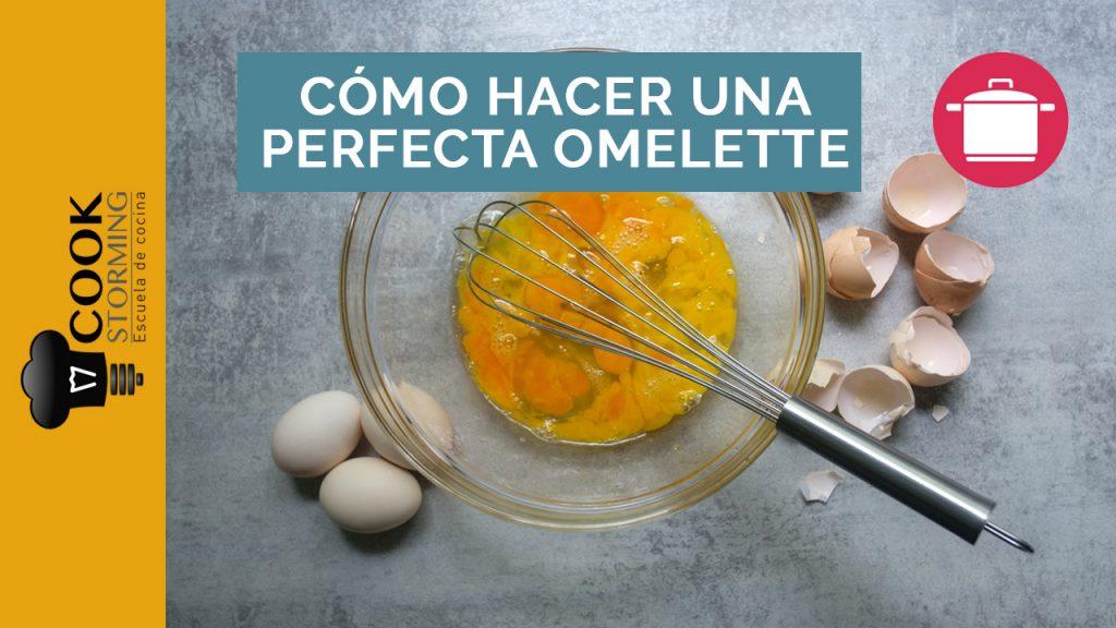 Como Hacer Omelette