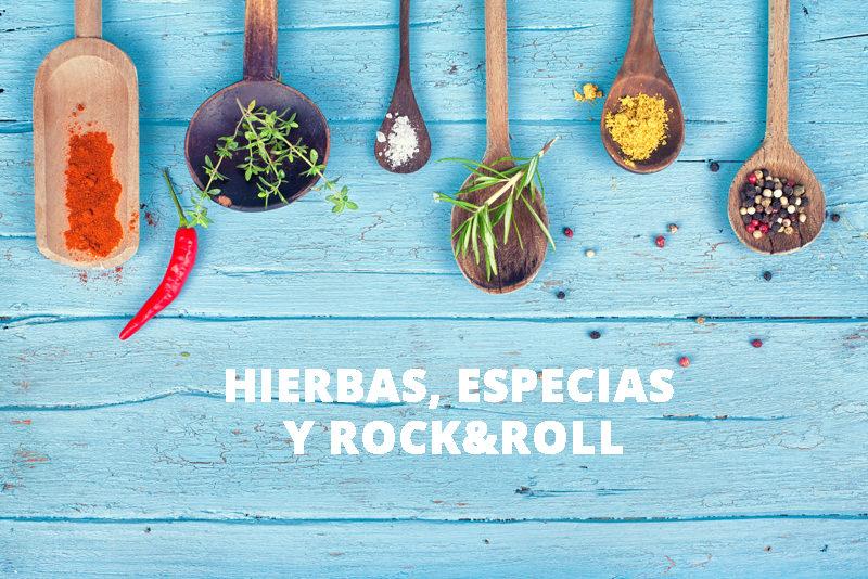 Guia De Especias Y Rock