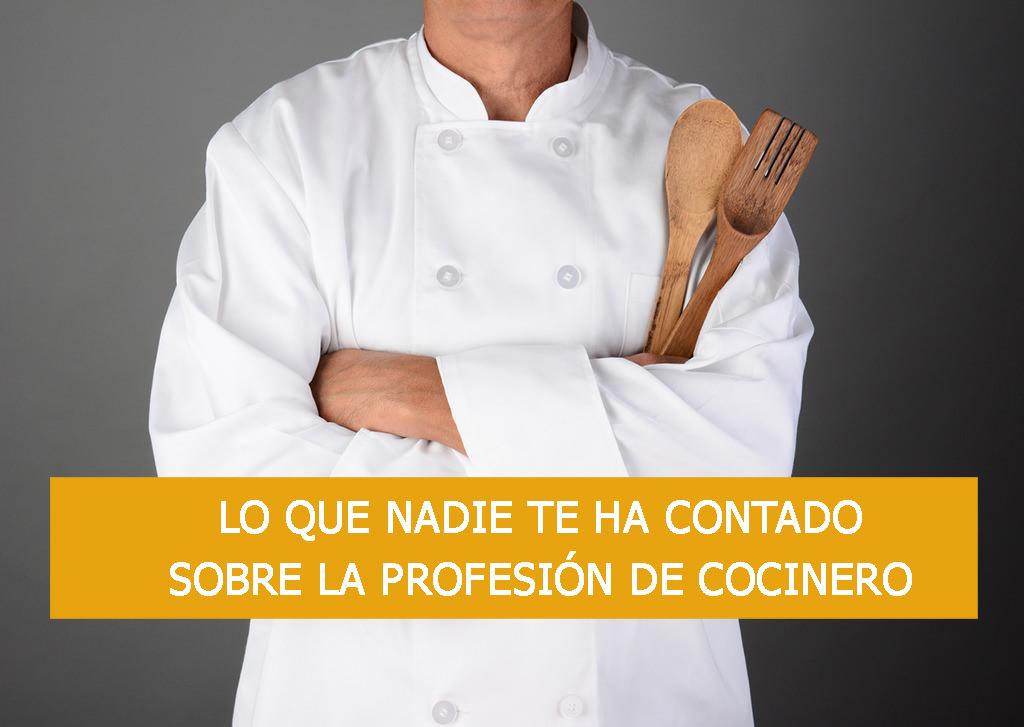 Profesion De Cocinero