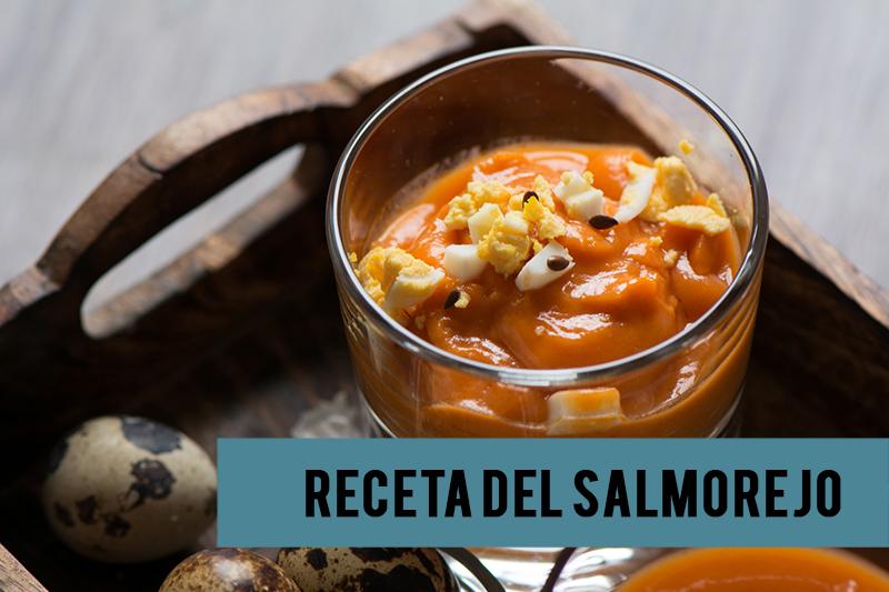 Receta Del Salmorejo