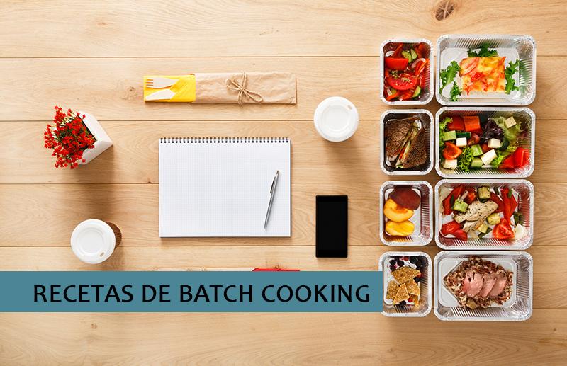 Recetas De Batch Cooking