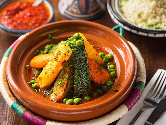 Taller De Cocina Marroqui
