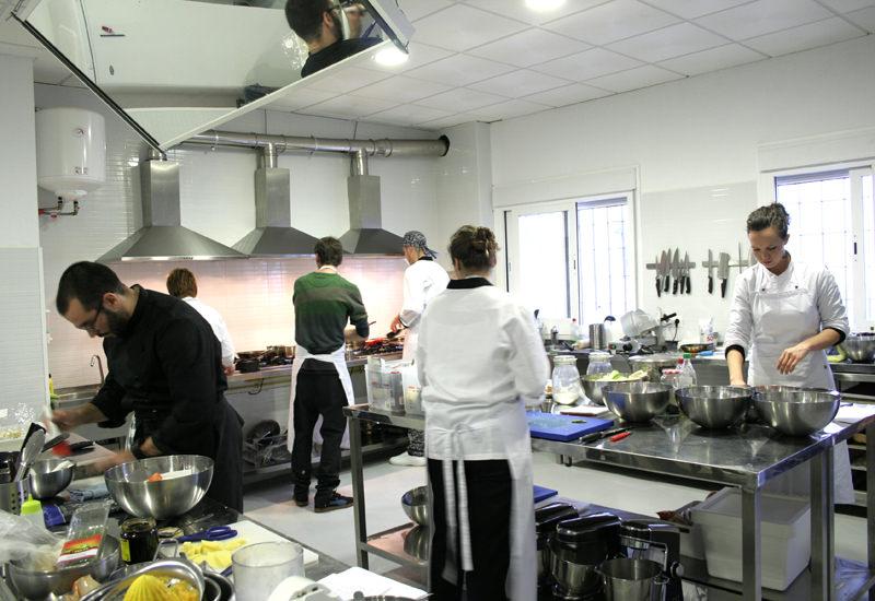 Alumnos Cookstorming