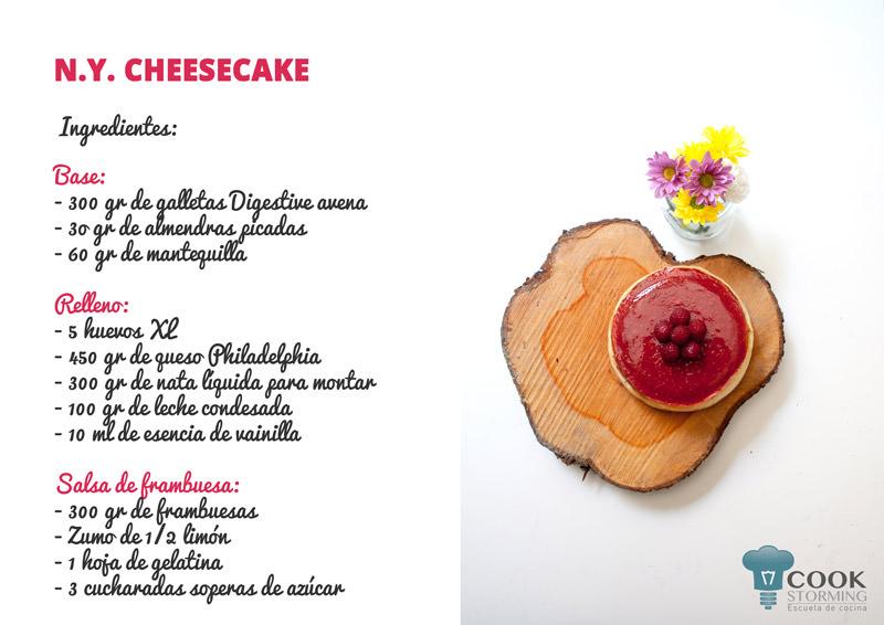Auténtica Cheesecake