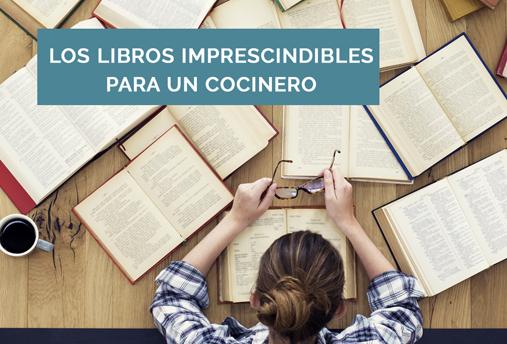 Libros Imprescindibles En Cocina