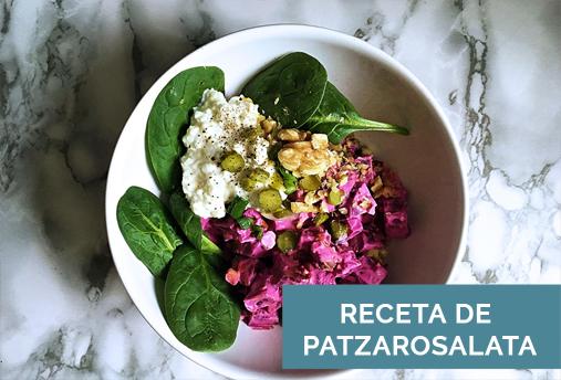 Patzarosalata Blog