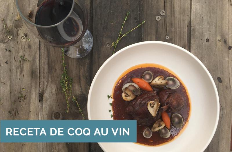 Receta De Coq Au Vin