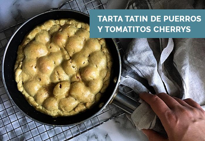Tarta Tatin Salada Blog